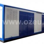 Блочно-комплектное устройство электроснабжения линейных потребителей магистральных газопроводов