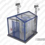 БКРУ — блочное комплектное распределительное устройство