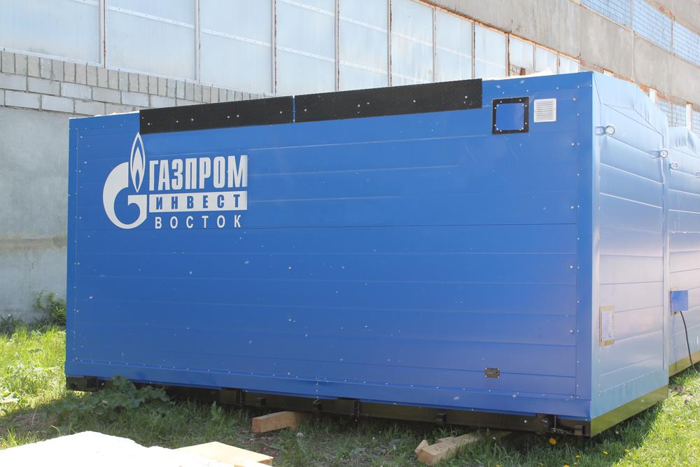 Gazprominvest-Vostok